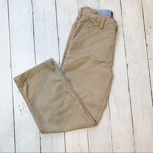 4/$15 :: Tommy Hilfiger khaki trousers // kids